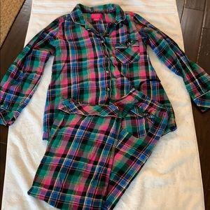 UEC Victoria's Secret flannel pajamas